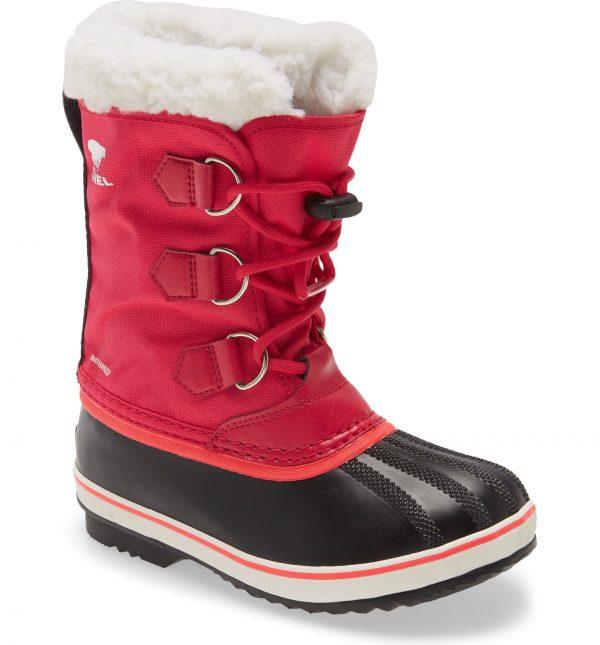 Sorel Yoot Pac Waterproof Snow Boot Youth