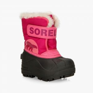 Sorel Snow Commander Boot Kids