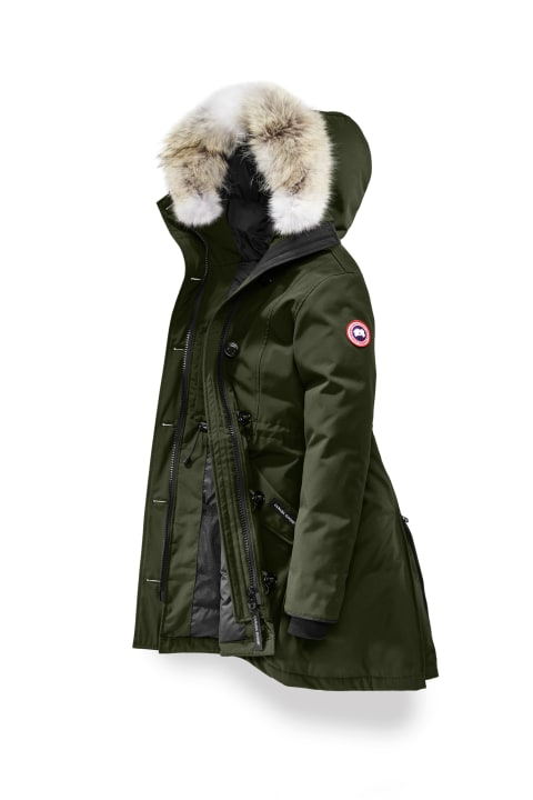 Canada Goose Rossclair Parka Women's