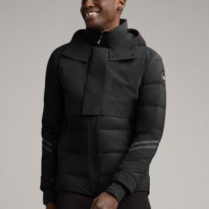 Canada Goose Hybridge Sutton Jacket Men's Black