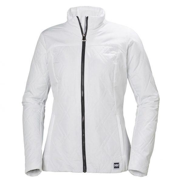 Helly Hansen Women Crew Insulator Jacket White