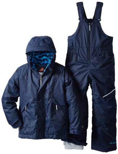 Columbia Whirlinator Pant and Jacket Set Youth