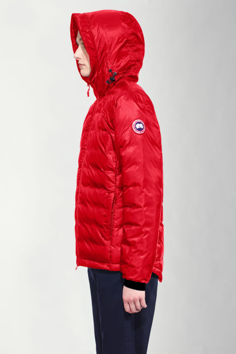 Canada Goose Camp Down Hooded Jacket Women's