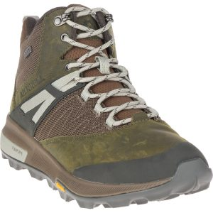 Merrell Zion Mid Waterproof Hiking Boots - Men's