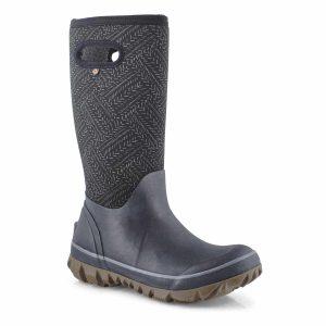 Whiteout Fleck Boots - Women's