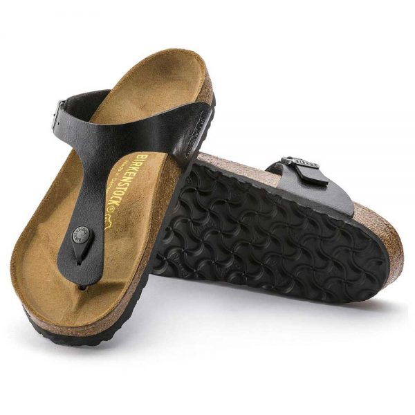 Birkenstock Gizeh BF Graceful Licorice