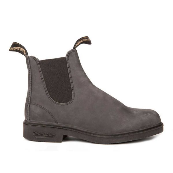 Blundstone Chisel Toe Dress Rustic Black 1308