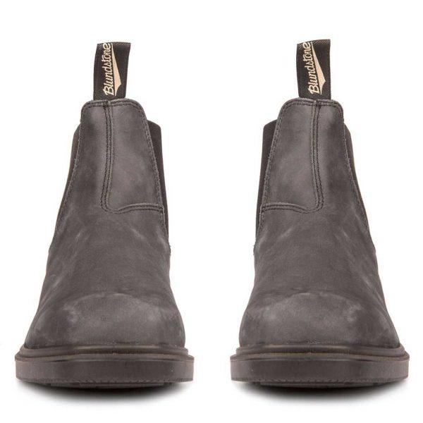 Blundstone Chisel Toe Dress Rustic Black 1308