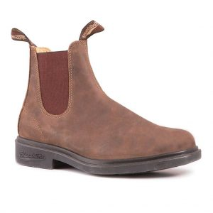 Blundstone Chisel Toe Dress Rustic Brown 1306