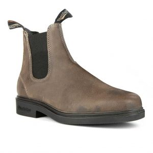 Blundstone Chisel Toe Dress Steel Grey 1395