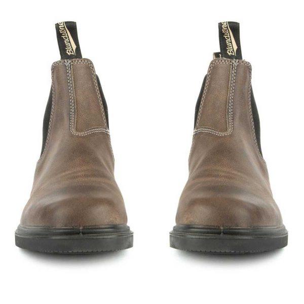 Blundstone Chisel Toe Dress Steel Grey 1395