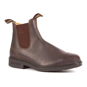 067 Blundstone Chisel Toe Dress Stout Brown