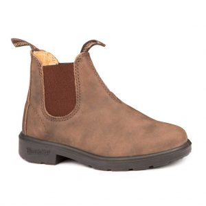 Blundstone Kids Rustic Brown 565