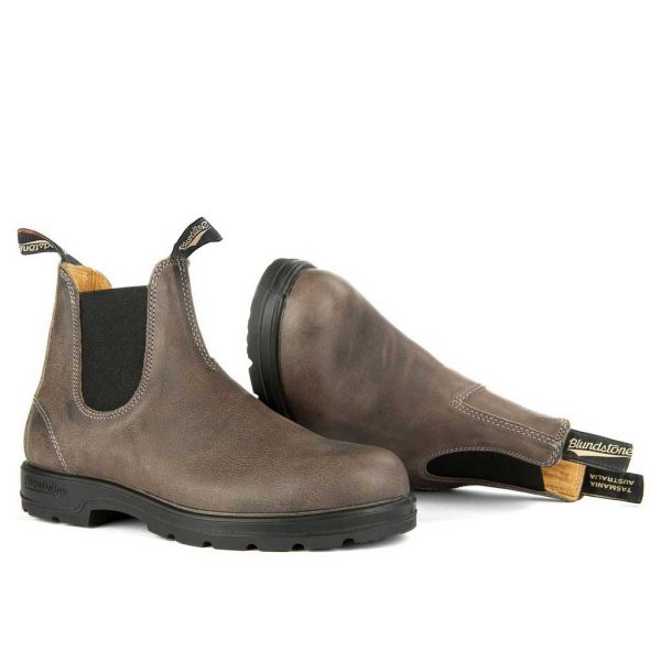 Blundstone Leather Lined Classic Steel Grey 1469