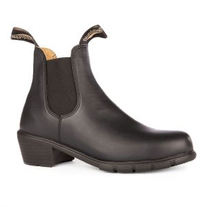 Blundstone Womens Series Heel Black 1671