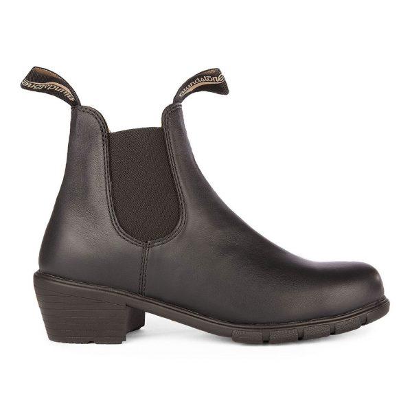 Blundstone Womens Series Heel Black 1671