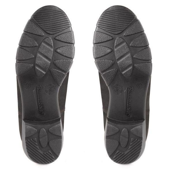 Blundstone Womens Series Heel Black Nubuck 1960
