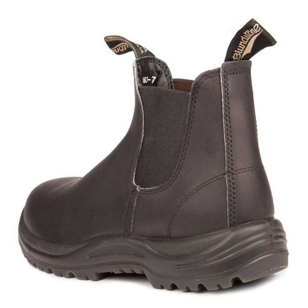 Blundstone Work and Safety Boots Black-163
