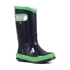 Bogs Rainboot Navy Lightweight Boots Kids