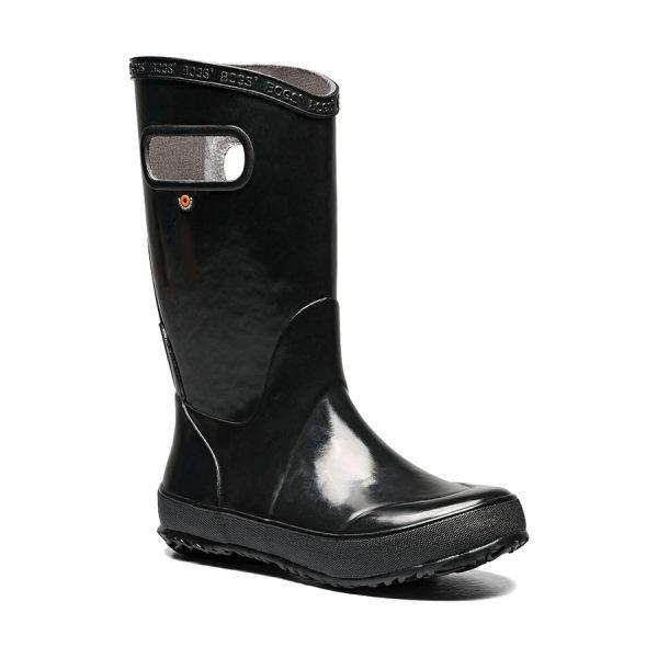 Bogs Rainboot Solid Waterproof Boots Kids