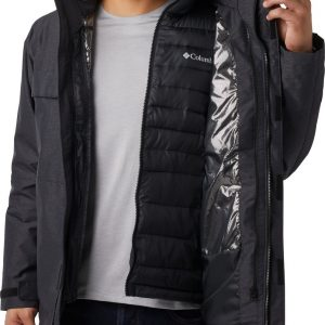 Columbia Cloverdale Interchange Jacket Men's