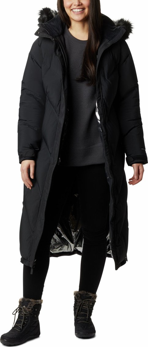 Snowy Notch Long Down Jacket - Women's