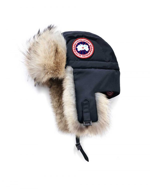 Canada Goose Aviator Hat Women's Navy