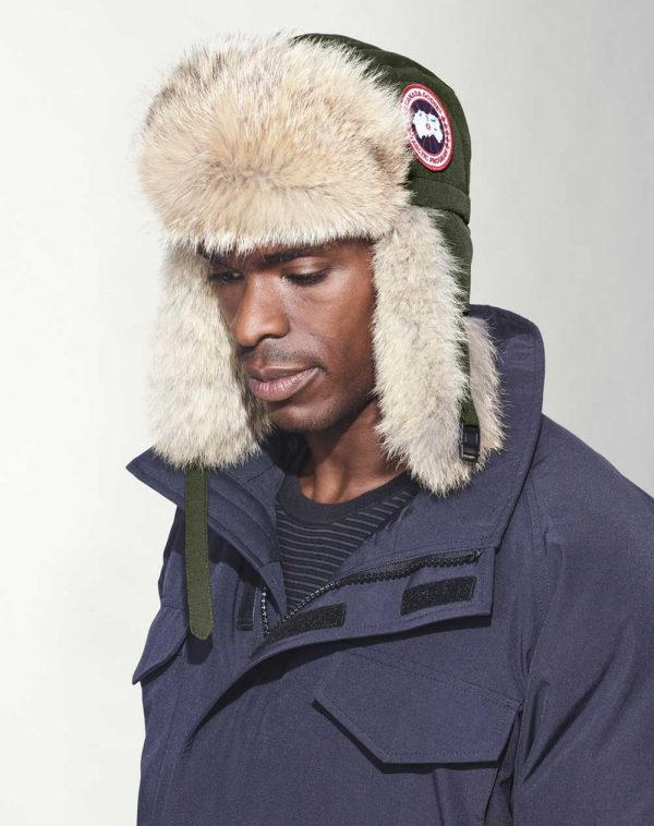 Canada Goose Aviator Hat Military Green