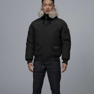 Canada Goose Chilliwack Men's Bomber Jacket