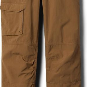 Columbia Boys' Silver Ridge Pull-On Pants Beige