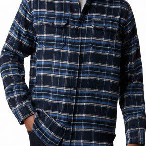 Columbia Deschutes River Heavyweight Flannel Men's