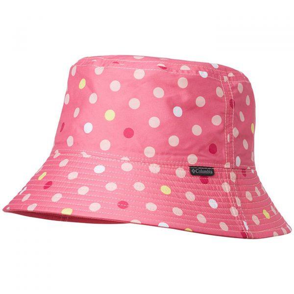 Columbia Kids Pixel Grabber Bucket Hat Pink