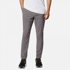 Columbia Mens Royce Range Woven Joggers-Cool Grey