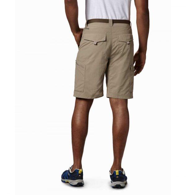 Columbia Mens Silver Ridge Cargo Shorts-tusk