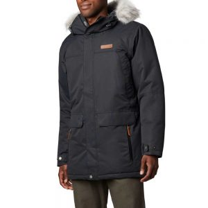 Columbia Men's South Canyon Down Parka-Tall