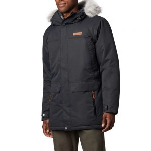 Columbia Men's South Canyon Long Down Parka