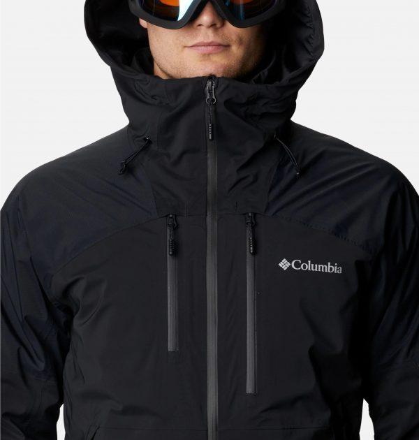 Columbia Men's Wild Card Jacket Black