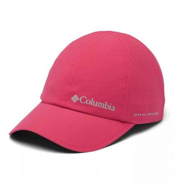 Columbia Silver Ridge III Ball Cap-Rouge Pink