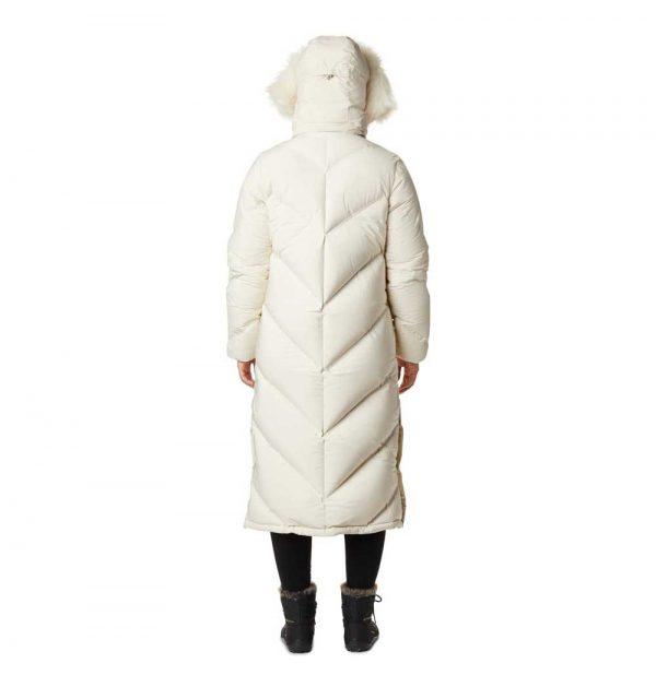 Columbia Snowy Notch Long Down Jacket