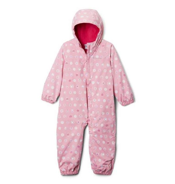 Columbia Toddler Critter Jitters Printed Rain Suit