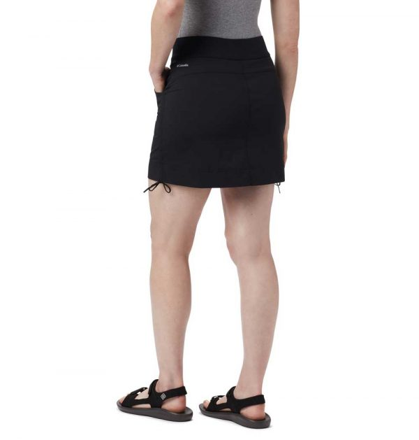 Columbia Womens Anytime Casual Skort-Black