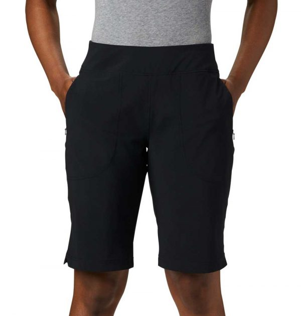 Columbia Womens Place To Place II Shorts-Black