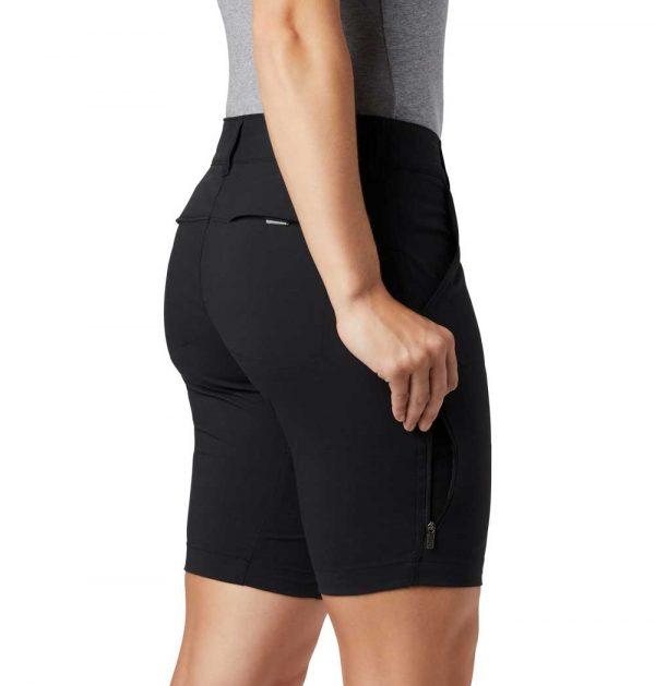 Columbia Women's Saturday Trail Long Shorts-black