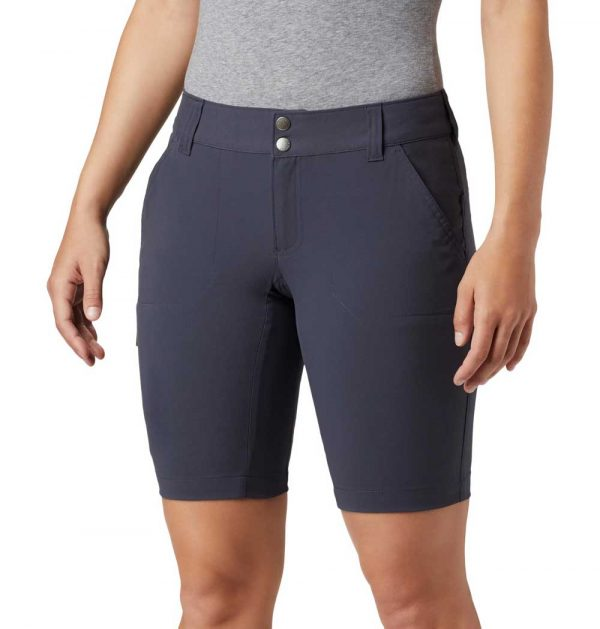 Columbia Women's Saturday Trail Long Shorts-India Ink
