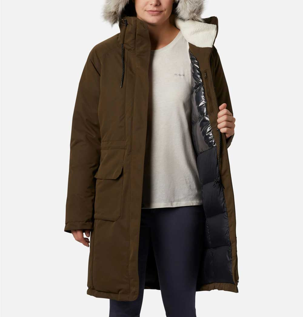 Columbia Womens South Canyon Down Parka
