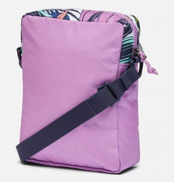 Columbia Zigzag Side Bag-White Toucanical
