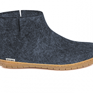 Glerups Boot Rubber Sole Denim