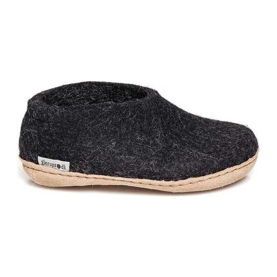 Glerups Kids Shoe Charcoal