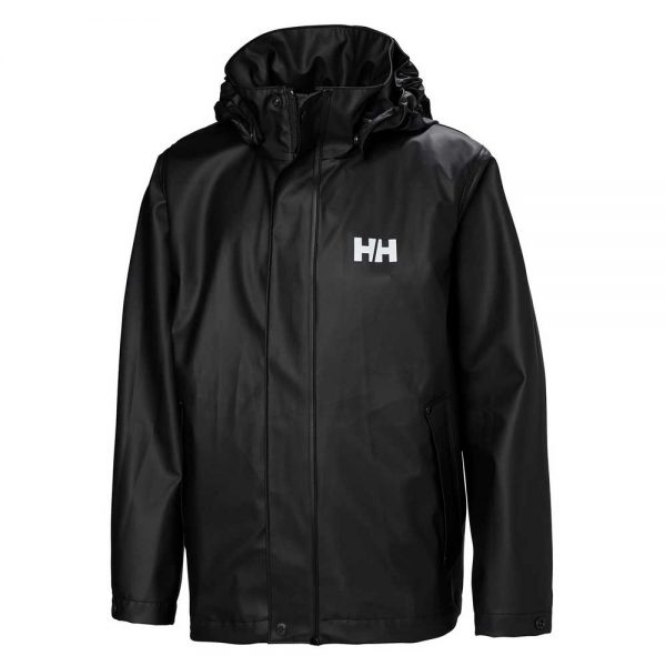 Helly Hansen Junior Moss Jacket Black