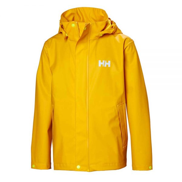Helly Hansen Junior Moss Jacket Essential Yellow